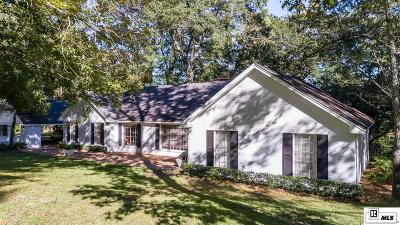 Single Family Home New Listing: 3005 Lakeview Place