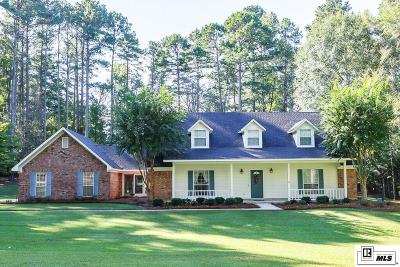 Ruston Single Family Home New Listing: 1111 Brookhaven Avenue