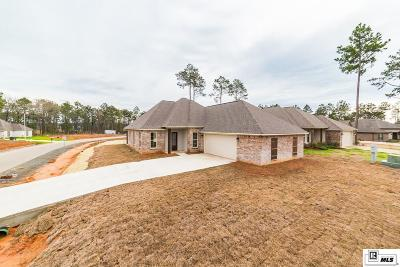 Ruston Single Family Home For Sale: 147 Frogmore Drive