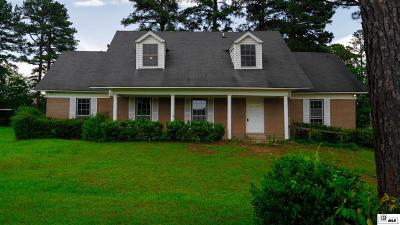 West Monroe Single Family Home For Sale: 300 Caldwell Road