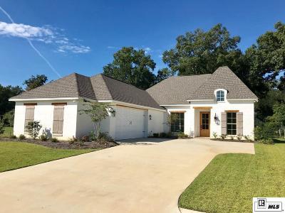 Monroe Single Family Home Pending Continue To Show: 4001 Anna Kate Lane