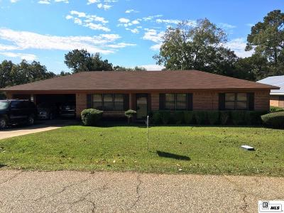 Grambling Single Family Home Pending Continue To Show: 162 Carver Street