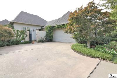 Monroe Single Family Home For Sale: 2518 Felicity Drive
