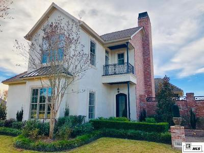 Monroe Single Family Home For Sale: 1804 Toulouse Drive