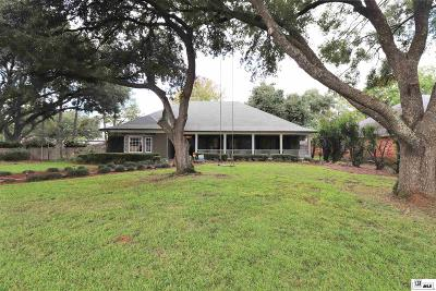 Monroe Single Family Home For Sale: 2601 River Oaks Drive