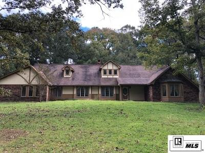 West Monroe Single Family Home Active-Pending: 112 Apache Drive
