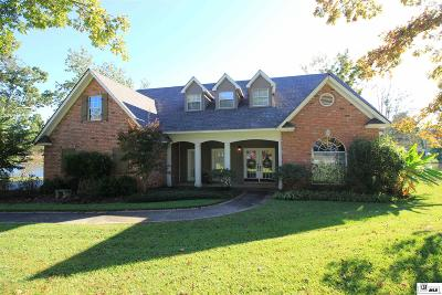 West Monroe Single Family Home For Sale: 210 Andre Drive
