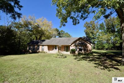 Single Family Home For Sale: 564 Braswell Lane