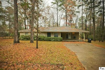 Ruston Single Family Home Active-Price Change: 808 Rosalie Drive