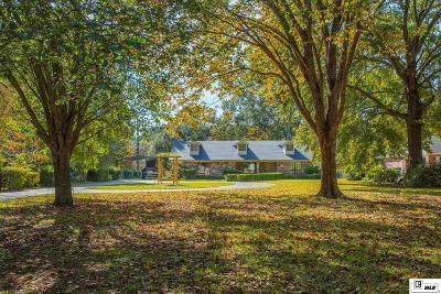Monroe Single Family Home Active-Pending: 235 Joe White Road