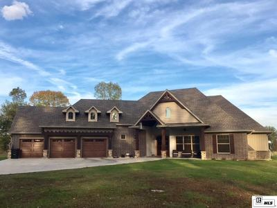 Monroe Single Family Home Active-Price Change: 1091 Morgan Hare Road