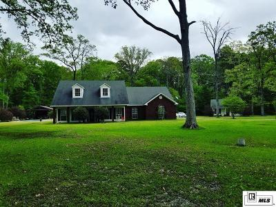 Monroe Single Family Home For Sale: 135 Parks Road