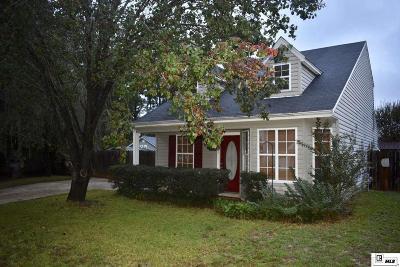 Ruston Single Family Home Active-Pending: 2410 Misty Lane