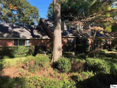 Monroe Single Family Home For Sale: 119 Bayou Bend Road