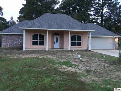 West Monroe Single Family Home For Sale: 103 Mandolin Court