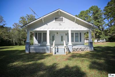 Ruston Single Family Home For Sale: 5011 Highway 33