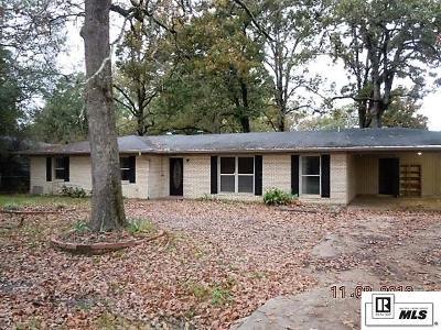 West Monroe Single Family Home For Sale: 102 Union Avenue