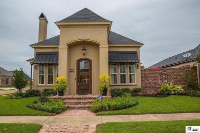 Single Family Home For Sale: 301 Lenox Bridge Road