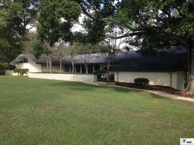 West Monroe Single Family Home For Sale: 810 Wall Williams Road