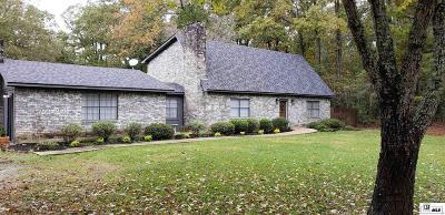 Monroe Single Family Home For Sale: 2577 Swartz Fairbank Road