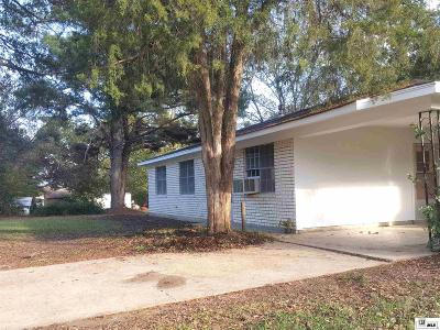Single Family Home For Sale: 843 Highway 858