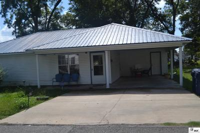 Single Family Home For Sale: 701 McCall Street
