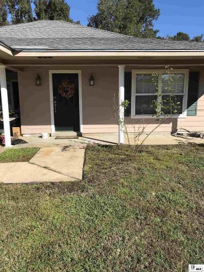 Monroe Single Family Home For Sale: 211 Wood Drive