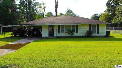 Monroe Single Family Home New Listing: 1400 S 8th Street