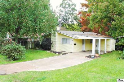 Monroe Single Family Home New Listing: 206 Harn Street