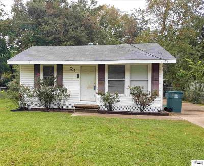 Monroe Single Family Home New Listing: 704 Wilmuth Street