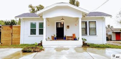 Monroe Single Family Home New Listing: 1508 N 6th Street