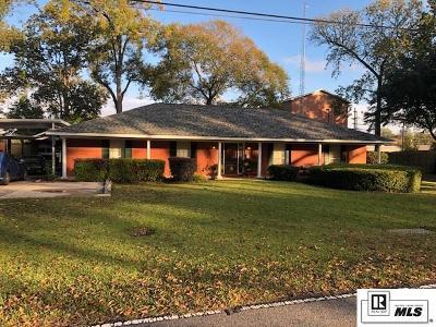 Monroe Single Family Home New Listing: 2100 Oakmont Street