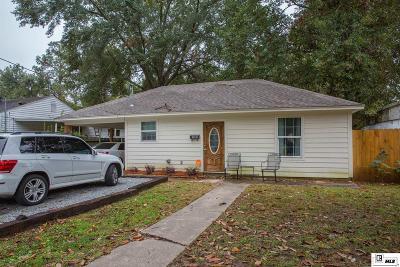 Monroe Single Family Home New Listing: 309 Frederick Street