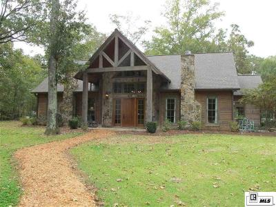 Monroe Single Family Home For Sale: 4622 Highway 134