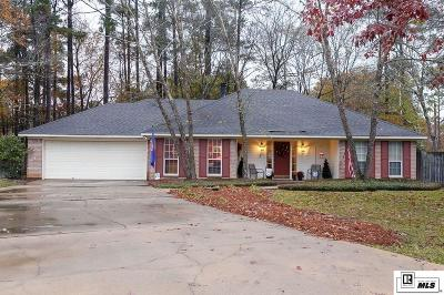 Single Family Home For Sale: 633 Zephyr Lane