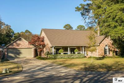 Ruston Single Family Home For Sale: 920 Pennington Lane
