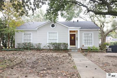 Monroe Single Family Home For Sale: 700 Glenmar Avenue
