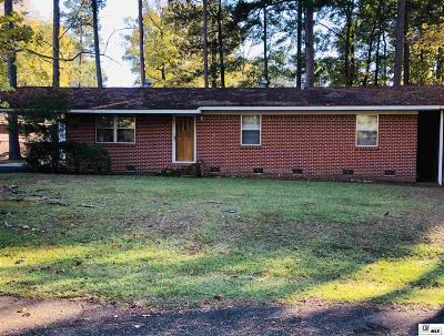 Jackson Parish Single Family Home For Sale: 105 Dale Drive