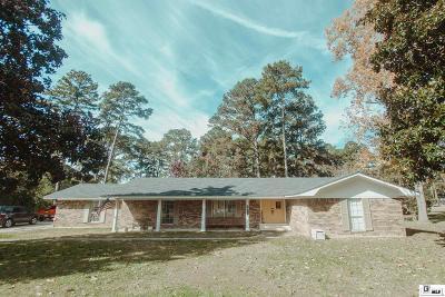 West Monroe Single Family Home Active-Pending: 100 Monteleon Circle