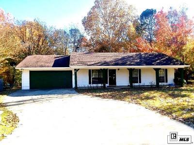 Monroe Single Family Home For Sale: 12 Southwood Circle