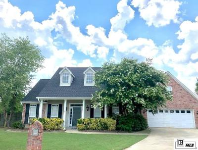 Monroe Single Family Home For Sale: 107 Morning View Drive