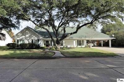 Monroe Single Family Home For Sale: 3605 Scenic Drive