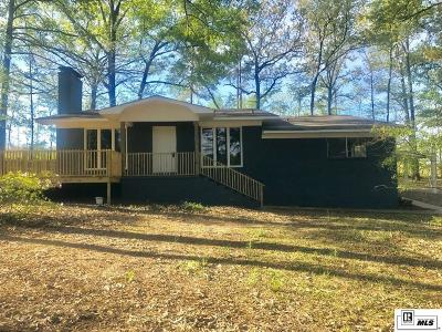 West Monroe Single Family Home For Sale: 218 Love Street