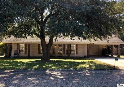 Monroe Single Family Home For Sale: 109 Briarwood Drive