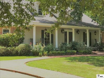 Monroe Single Family Home For Sale: 1159 Finks Hideaway Road