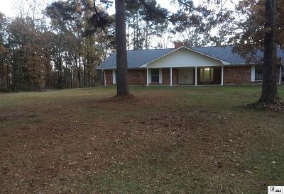 West Monroe Single Family Home For Sale: 111 Deer Run Drive