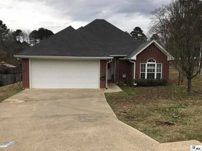 West Monroe Single Family Home For Sale: 100 Pleasant Valley Drive