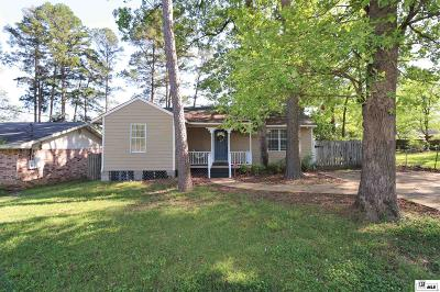West Monroe Single Family Home For Sale: 121 Lakewood Drive
