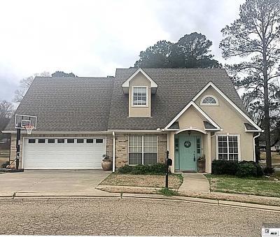 West Monroe Single Family Home For Sale: 105 Avoyelles Circle