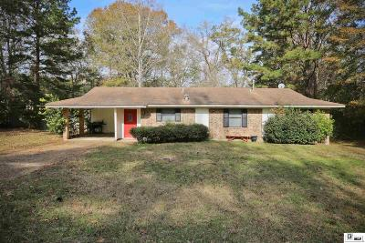 Ruston Single Family Home Active-Pending: 900 Greenwood Drive